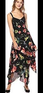Bcbgmaxazria Assimetrical Dress